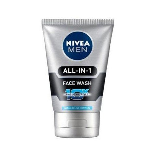 Nivea Men All in 1 10x Whitening Effect Face Wash 100 G