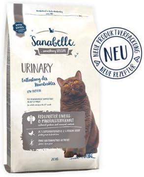 Saco pienso gatos Urinary 10 kg Sanabelle: Amazon.es: Productos para mascotas