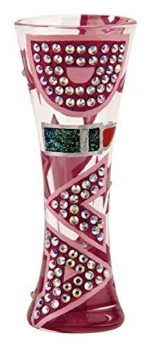 Diva Wine Glass (Santa Barbara Design Studio Diva Lolita Sexy Shooter Glass, Multicolor)