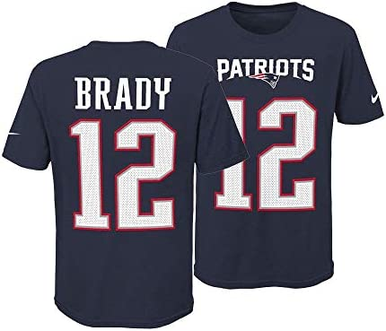 nike nfl name and number t shirt
