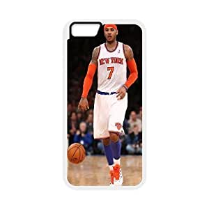 Custom High Quality WUCHAOGUI Phone case Carmelo anthony - New York Nicks Protective Case For Apple iphone 5 5s,