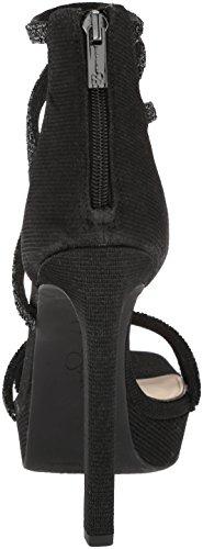 Jessica Simpson Women's Beyonah Heeled Sandal Black T4uCCDlfjc
