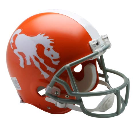 Buy denver broncos throwback helmet