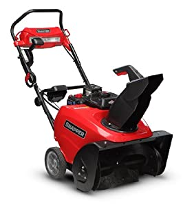 B008YFVXWW_Snapper 1696170 900 Snow Series OHV Engine Single Stage Snow Thrower, 22-Inch