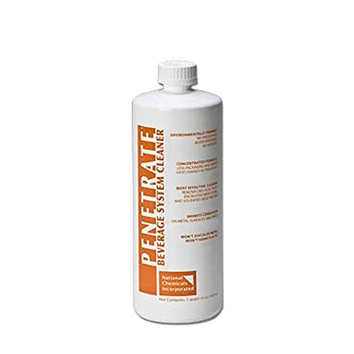 National Chemicals Cleaner Penetrate 32 oz (10-0894) Category: Manual Dishwashing Detergent by National Chemicals, Inc