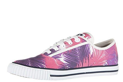 Emporio Armani EA7 Zapatos Zapatillas de Deporte Mujer Nuevo Cult Vintage Summer