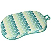 Creative Baby Koi Comfort Bath Kneeler, B-Shape, Blue