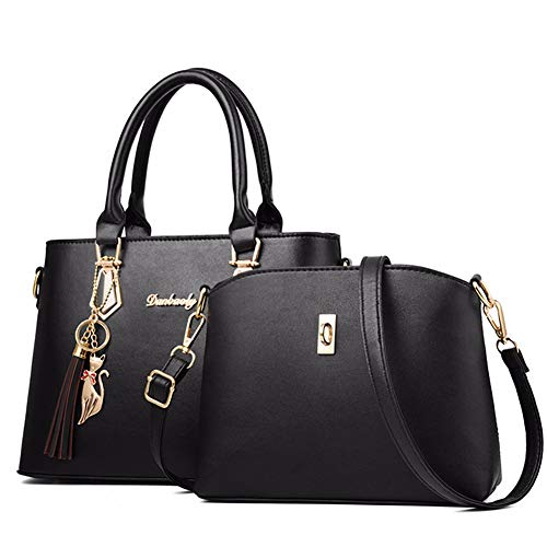 nero Handbags della rosso Ambiente tracolla Wild Bag coreana Simple Versione Fashion Large Saoga CBqRMwU75H