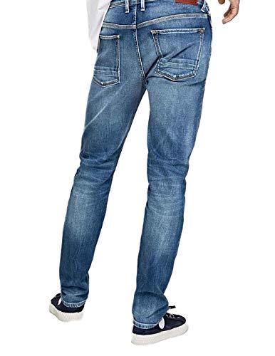 Jeans Chepstow Jeanss Blue Pepe Bleu L'homme 1x8Rz