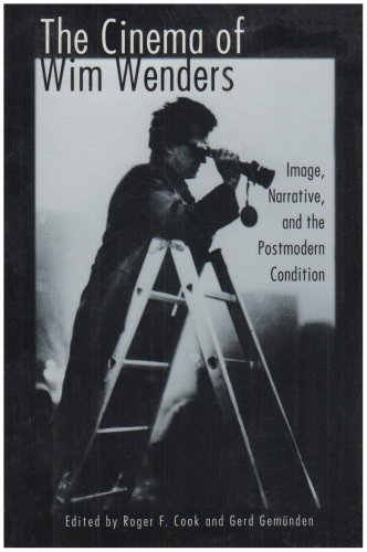 The Cinema of Wim Wenders: Image, Narrative and the Postmodern Condition (Contemporary Film & Television) (1996-12-31)