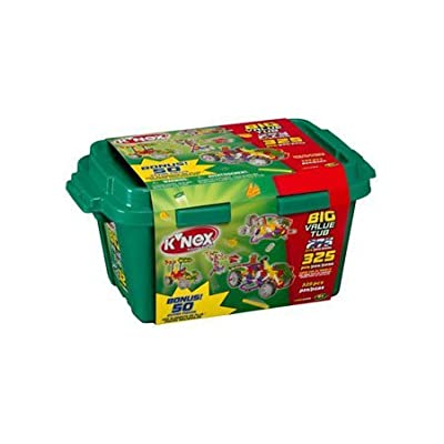 K'NEX Super Value Tub: Toys & Games