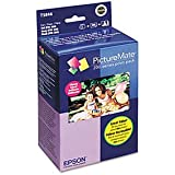 Epson Genuine Brand Name, OEM T5846 PictureMate Print Pack with 150 4x6 Gloss Photo Paper