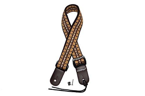 KENPMA Adjustable Ukulele Shoulder Leather product image