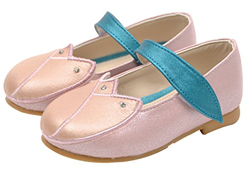 Casual Various With Flats Little Mary Pattern Jane pink S290 Shoes Ozkiz Girls ZEwxf