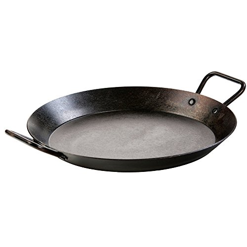 Lodge CRS15 15'' Seasoned Steel Skillet by Lodge
