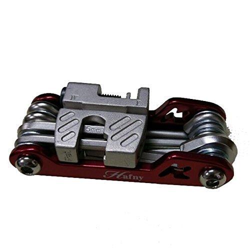 Hafny 18 in 1 Folding Bike Tool Set, Allen Keys, Hex Keys, HF-T060