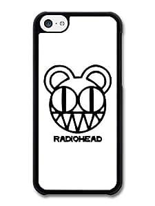 Diy iPhone 6 plus Radiohead Black and White Logo case for iPhone 6 plus