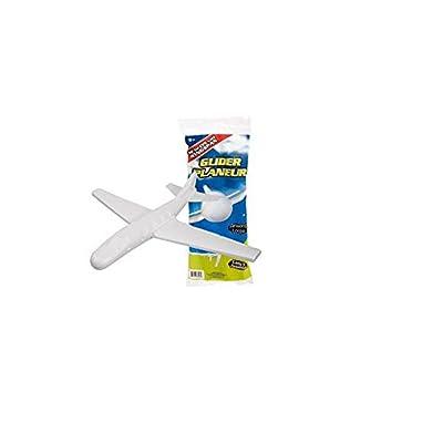 Planeur High Flying Styrofoam Gliders Wingspan, 22-Inch: Toys & Games