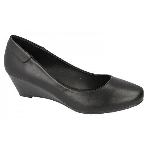 Shoes Court On Black Women's Spot Bq6Pf