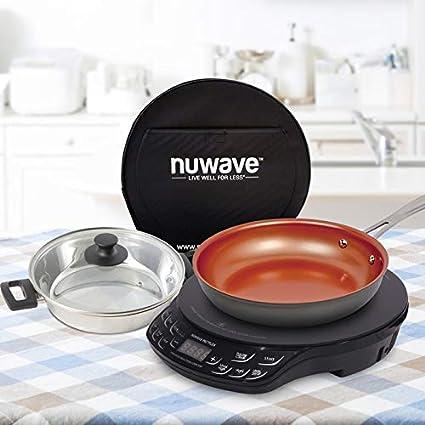 NuWave 30529 paquete de camping al aire libre PIC Flex, funda ...