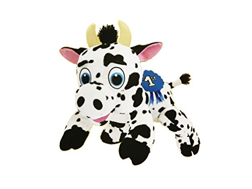 ToySource CTC002FR020AA Chips the Cow Plush Toy, Grade: K...