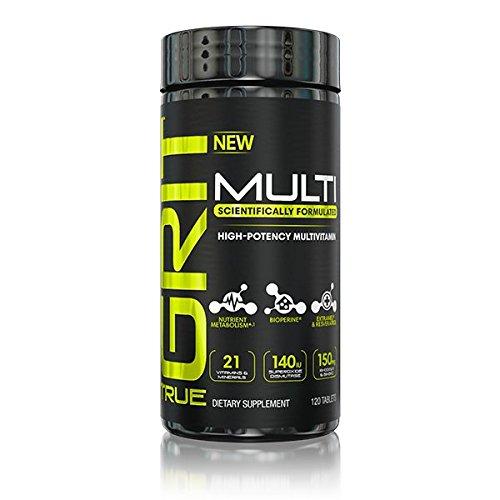 Potency Multivitamin, 120 Count (High Potency Multivitamin Supplement)