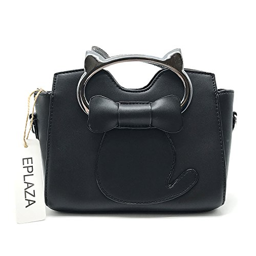 Girls Body EPLAZA Satchel Tote Women Cat F Handbag Cross Shoulder Bag CBqwAFU