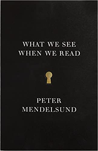 Image result for what we see when we read
