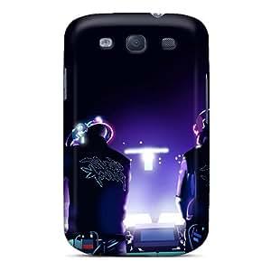 Unique Design Galaxy S3 Durable Tpu Case Cover Music Daft Punk