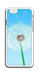 Hard Case Back Custom PC iphone 6 cases for guys with designs - Dandelion in the sun