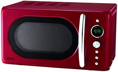 Akai AKMW203RO - Microondas (Encimera, Microondas con grill, 20 L ...