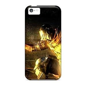 Pretty TrR4378Yjfa Iphone 5c Case Cover/ Dark Souls Kindling Series High Quality Case
