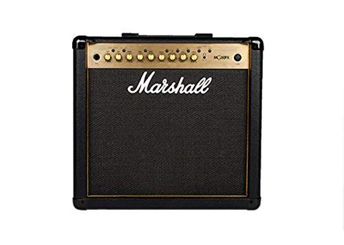 Marshall MG50GFX Gold 50-Watt 1 x 12 Guitar Combo Amplifier [並行輸入品]   B07GTVWR46