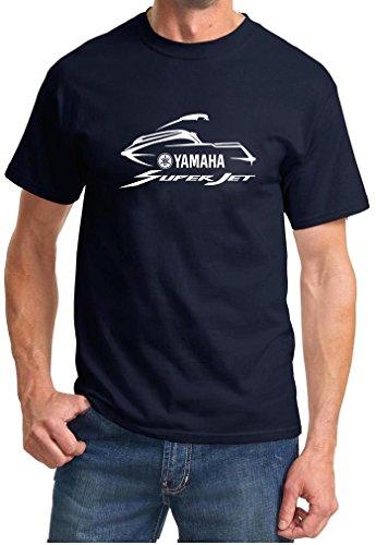 yamaha-super-jet-jet-ski-pwc-classic-outline-design-tshirt-large-navy-blue