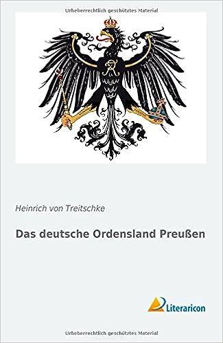 Das deutsche Ordensland Preußen