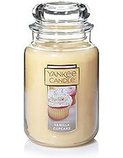 جرة شمع كراميل التفاح كبير من يانكي  Large Jar 1093707Z