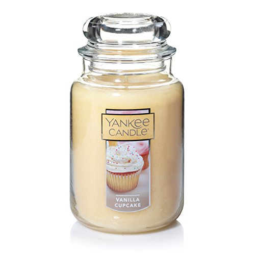 Yankee Candle Large Jar Candle Vanilla Cupcake (Best Icing For French Vanilla Cake)