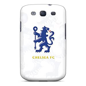 Protector Hard Phone Cover For Galaxy S3 (SIB21451EqbJ) Allow Personal Design Fashion Chelsea Fc Image