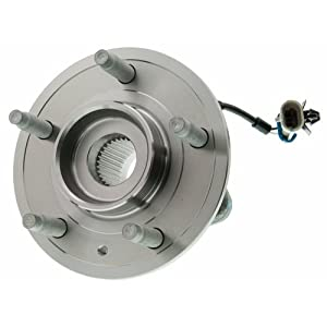 MOOG 513276 Wheel Bearing and Hub Assembly