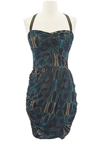 Dolce Vita Women's Doreen Bodycon Dress Medium Teal