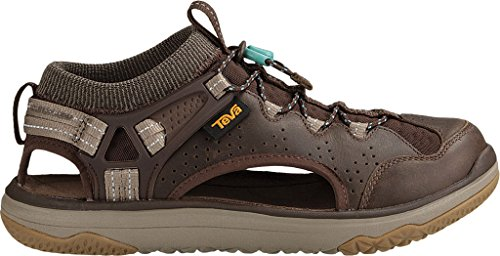 Brown float Sandal Sport Lace Travel Chocolate Teva Terra Women's 6Rq1B1