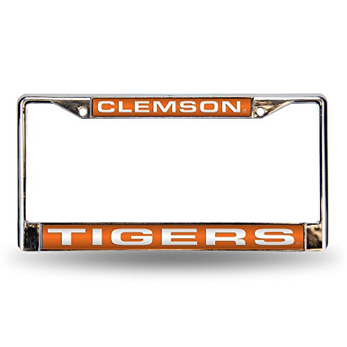 tigers license plate frame - 9
