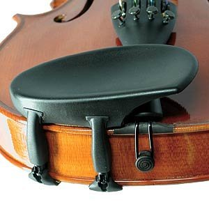 Wittner Composite 3/4 Violin Chinrest - Side Mount - Hypoallergenic