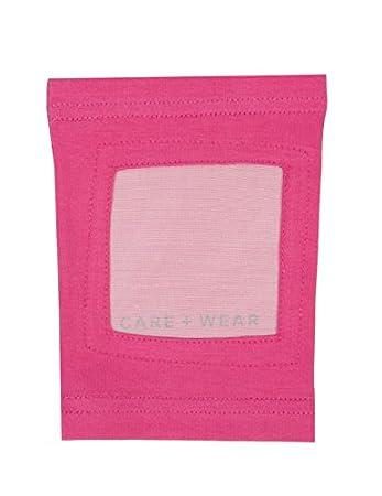 carewear ultra soft antimicrobial picc line cover fuschia