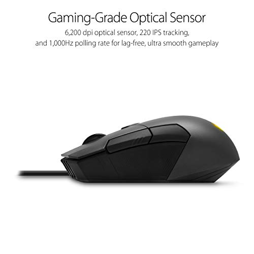 Asus TUF Gaming M5 Wired Optical Mouse