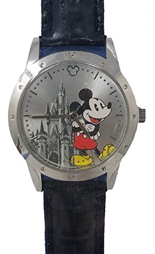 Mickey Mouse Limited Release Walt Disney World Castle Watch