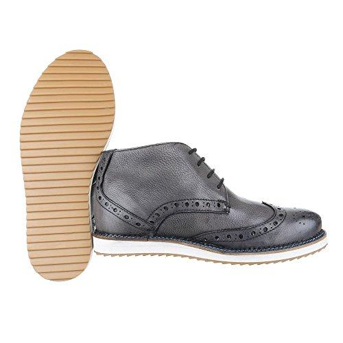 Boots Design Chelsea Ital Grey Men's qAHt8P