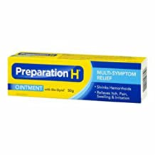 Preparation H Hemorrhoidal Ointment with Bio-Dyne, Multi-Symptom Relief, 50g