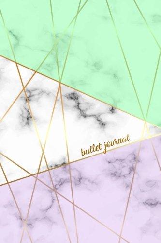 marble bullet journal
