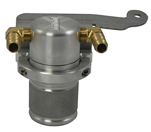 Moroso 85638 Air and Oil Separator for Ford Mustang V-6 Engine